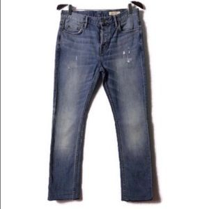 All Saints Elswith cigarette skinny jeans size 30